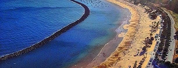 Mirador Las Teresitas is one of Islas Canarias: Tenerife.
