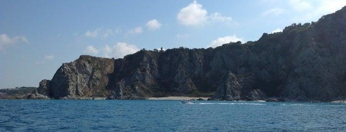Spiaggia Tono is one of Fabio : понравившиеся места.