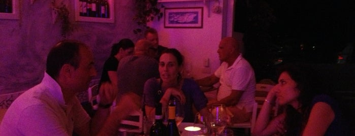 Vivaro Wine Bar is one of Amalfi.