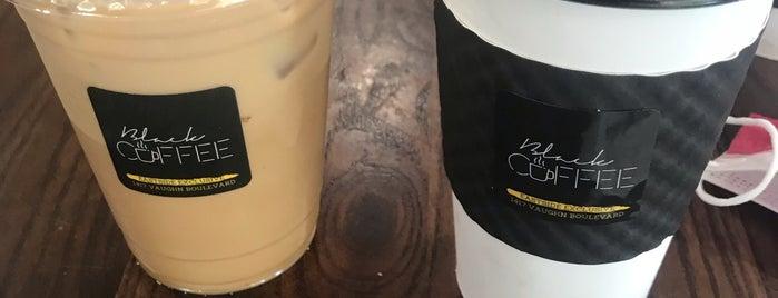 Black Coffee is one of Coffee coffee coffee.