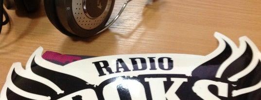Radio Roks is one of Lugares guardados de Илья.