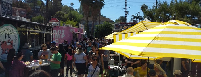 Valley Urban Market is one of LA spots.