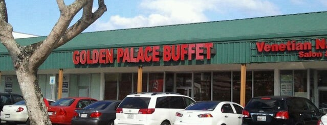 Golden Palace Buffet is one of Howufさんの保存済みスポット.