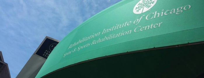 Rehabilitation Institute of Chicago is one of Chicago, IL.