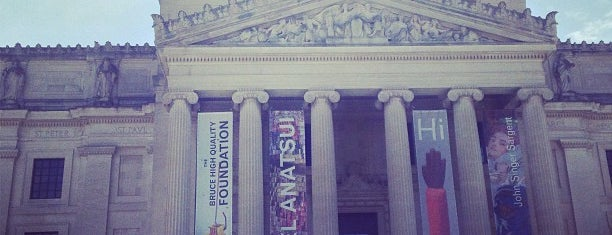 Brooklyn Museum is one of Coolplaces Nyc.