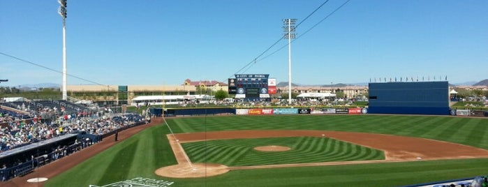Peoria Sports Complex is one of PHX Best Places to Try.