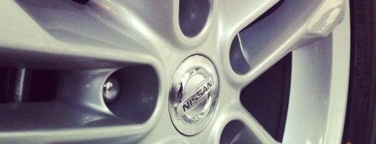 Nissan San Cosme is one of Joseaint'in Beğendiği Mekanlar.