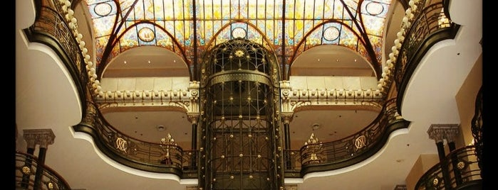 Gran Hotel Ciudad de México is one of Mexico City.