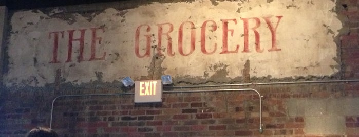 The Grocery is one of Charleston, SC.