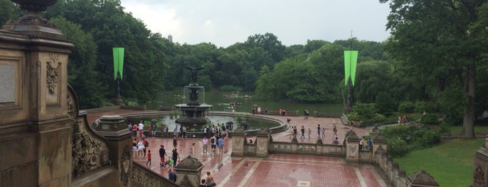 Central Park is one of Lugares favoritos de Fernanda.