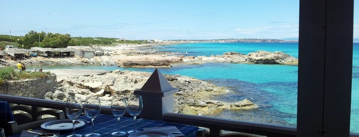 Can Rafalet is one of Formentera.