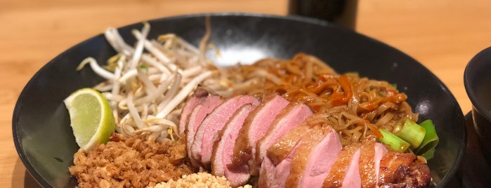 Coa: Asian Food & Bar is one of Irma 님이 좋아한 장소.