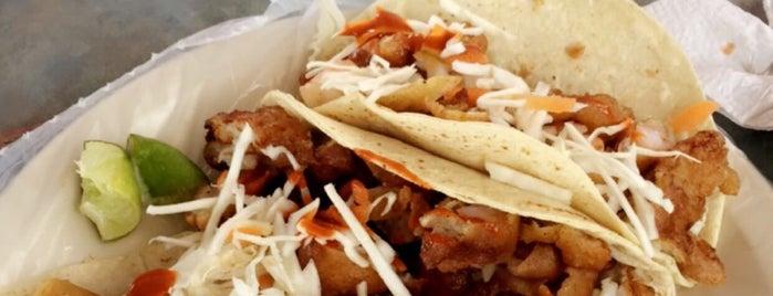 Fullenios Taco Fish is one of สถานที่ที่ Gabriel ถูกใจ.
