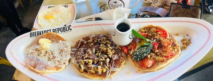 Breakfast Republic is one of San Diego.