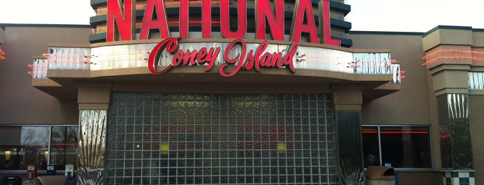 National Coney Island is one of Detroit's Finest.