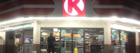 Circle K is one of B David 님이 좋아한 장소.
