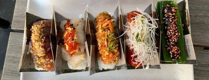 Nami Nori is one of Favorite NYC restaurants.