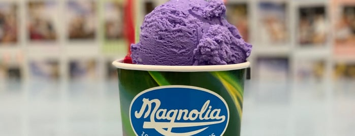 Magnolia Ice Cream & Treats is one of Posti che sono piaciuti a Mia.
