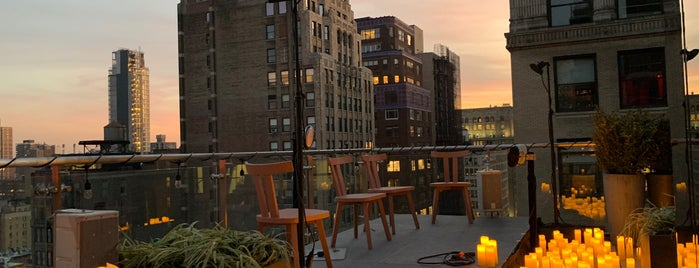 Mondrian Park Avenue is one of Rooftop Bars.