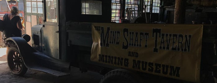 Old Coal Mine Museum is one of CBS Sunday Morning.