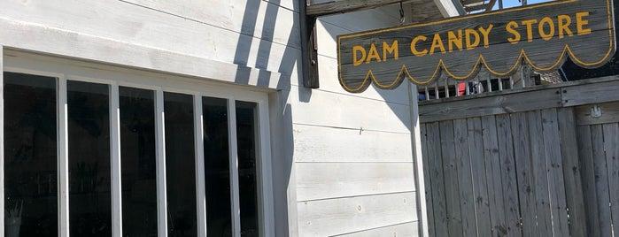 Dam Candy Store is one of Tempat yang Disukai Marissa.
