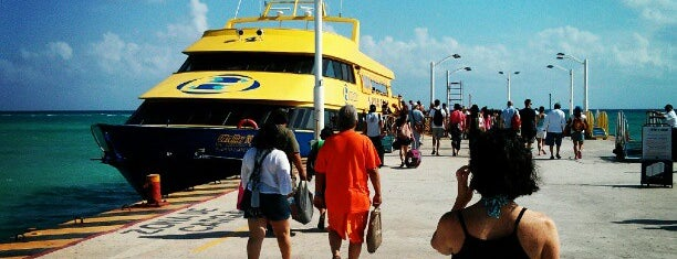 Ferry Terminal Ultramar is one of Cancun.