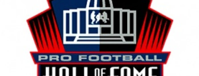 Tom Benson Hall of Fame Stadium is one of Football Stadiums~2014....
