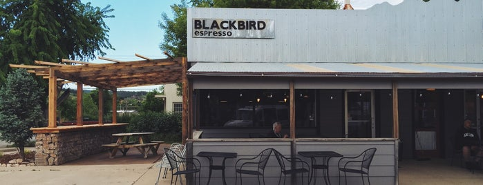 Blackbird Espresso is one of Locais curtidos por Katie.