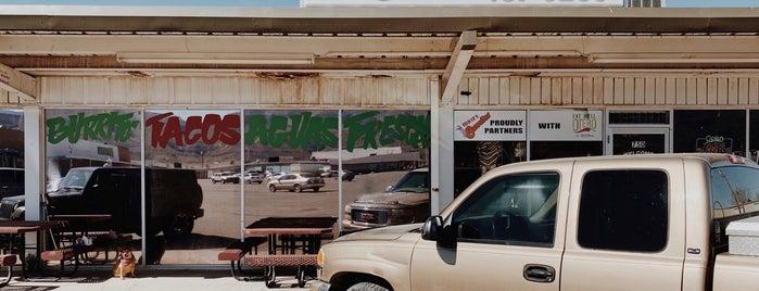 Eddie's Burritos is one of New Mexico 🏜.