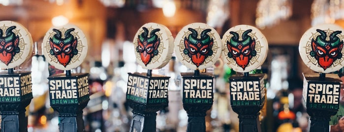 Spice Trade Brewing is one of Denver.