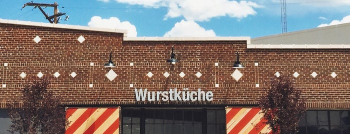 Wurstküche is one of Denver.