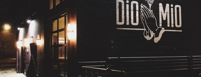 Dio Mio is one of Denver.
