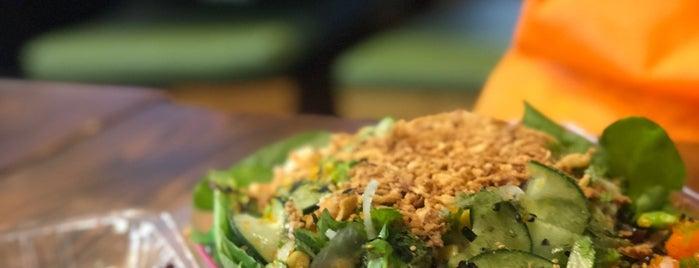 Poke Salad Bar is one of Poké Around the World!.