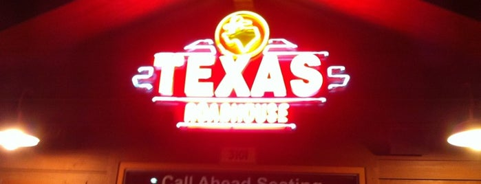 Texas Roadhouse is one of Best places in Mckinney, TX.