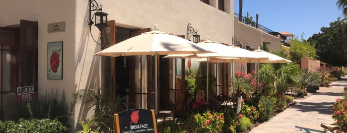 El Corazón Café is one of Libia Mitsuko : понравившиеся места.