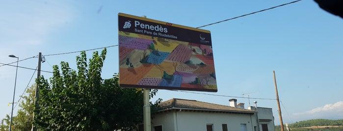 Sant Pere de Riudebitlles is one of Astrid'in Beğendiği Mekanlar.