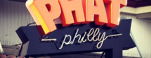 Phat Philly is one of San Fran.