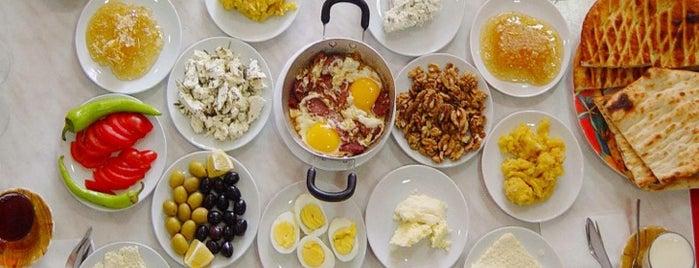 İrVan Kahvaltı Sofrası is one of kahvalti sepeti.