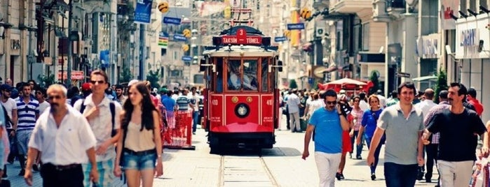 İstiklal Caddesi is one of Istanbul 2014.