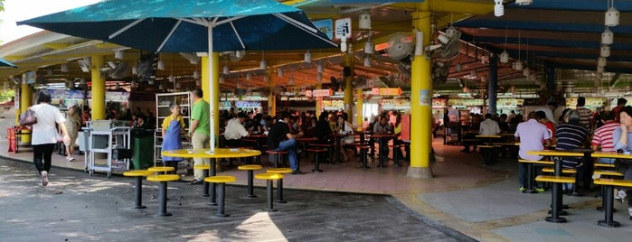 Zion Riverside Food Centre is one of Singapore.