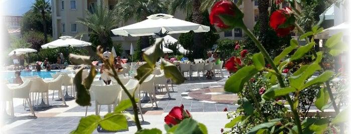 Queen's Park Le Jardin is one of Turkey.
