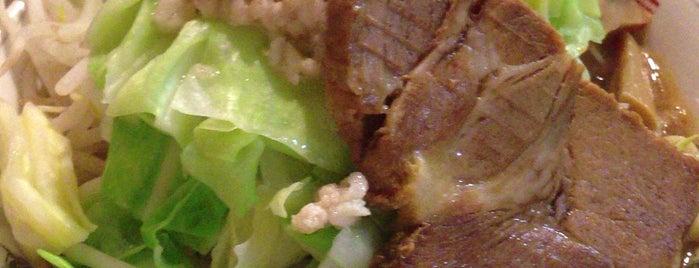 デブソバ リパブリック is one of 拉麺マップ.