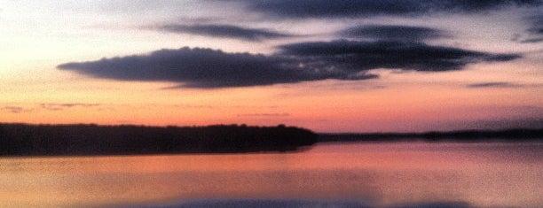Пионерское Озеро is one of Ekaterina : понравившиеся места.