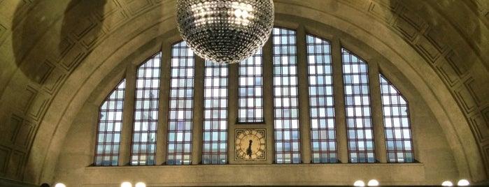 Basel Badischer Bahnhof is one of schon gemacht 2.