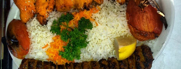 Tehran Restaurant is one of Montreal faves.