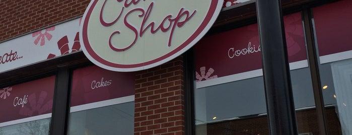 The Cake Shop is one of สถานที่ที่บันทึกไว้ของ Nargesv.