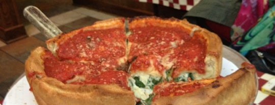 Giordano's is one of CHI.