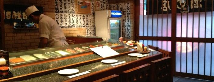 Sakenomise Kushikatsu is one of Bangkok Gastronomy.