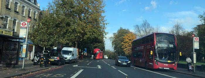 Streatham Hill is one of London's Neighbourhoods & Boroughs.