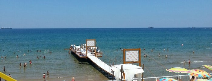 Solar Beach is one of Best Beaches and Pools in Istanbul.